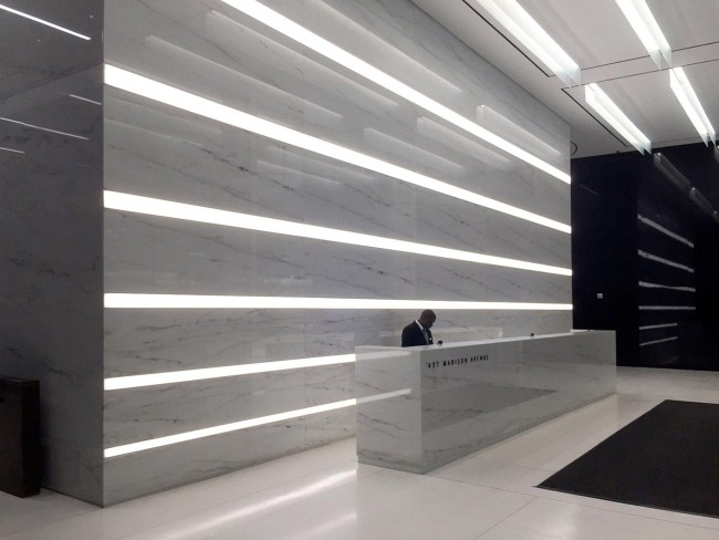 437 Madison Avenue New York - Lobby