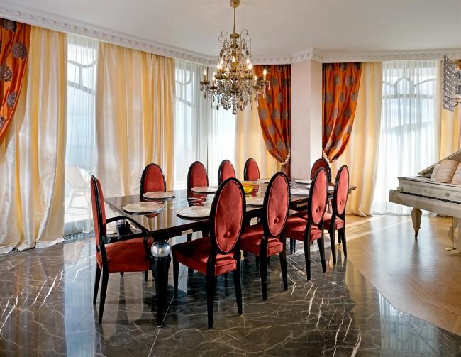 Villa Yalta soggiorno - Regal Brown