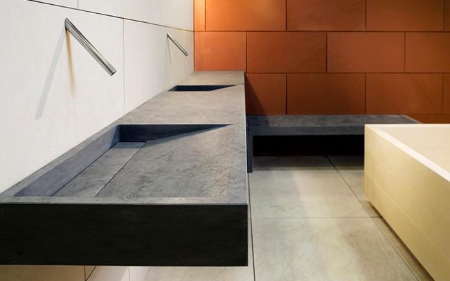 vizag blue marble sink