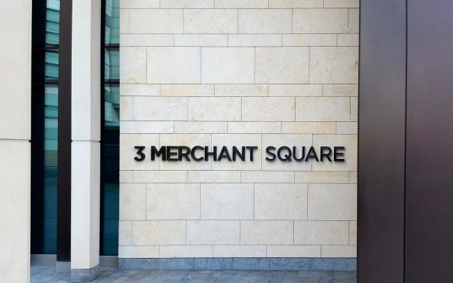 3 Merchant Square Paddington Londra - Pietra St. Maximin