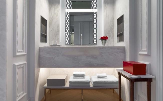 Baccarat Hotel & Residences New York - BIANCO NAMIBIA