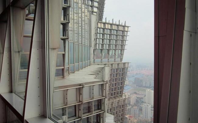 Jin Mao Tower Shanghai Lobby e interni Gran Yatt H 4