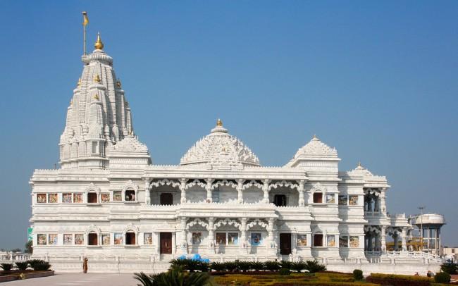 Prem Mandir Temple India
