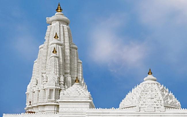 Tempio Prem Mandir India