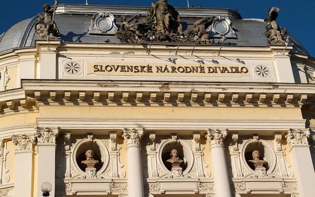 National Theatre Bratislava Slovakia 2