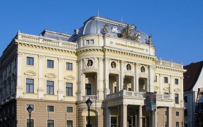 National Theatre Bratislava Slovakia 3